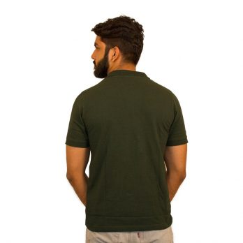 Bottle Green Polo T-Shirts by UrbanPolo