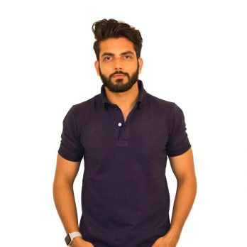 Navy Blue Polo T-Shirts by UrbanPolo